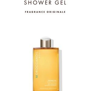 🌟NEW MOROCCANOIL SHOWERGEL🌟 FULL SZ